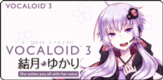 VOCALOID™3 Library 結月ゆかり